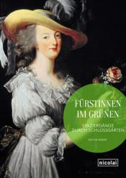 Cover Editha Weber Fürstinnen im Grünen