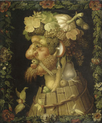Giuseppe Arcimboldo-Herbst,1573